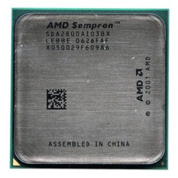 AMD Sempron 2800+, 1600 mhz
