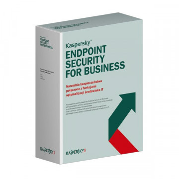 Antivirus Kaspersky Endpoint Security for Business CORE Software