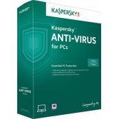 Antivirus Kaspersky for PC - Home User Software