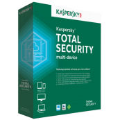 Antivirus Kaspersky Total Security Multi Device - Home User Software