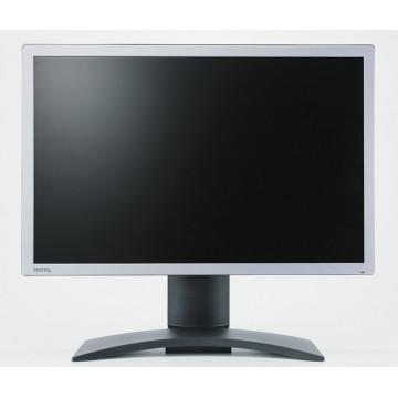 BenQ FP231W, 23 inci LCD WideScreen, Usb, DVI, VGA, Composite Monitoare Second Hand