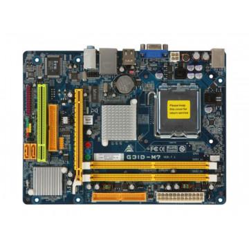 Biostar G31D-M7 Ver 8.4, Socket 775, 1333Mhz FSB, Intel GMA 3100 256Mb Video