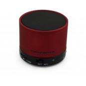 Boxa portabila Bluetooth Esperanza Ritmo EP115 Red Periferice