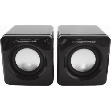 Boxe 2.0 ESPERANZA Leggiero EP111 Cube USB - 2 x 3W Periferice