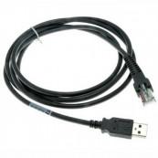 Cablu USB pentru cititor de coduri de bare (scanner) POS & Supraveghere