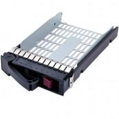 Sertare Hard Disk HP 464507-001, 3.5 inch, compatibil cu servere si storageworks din seriile DL, ML si Proliant Componente Server
