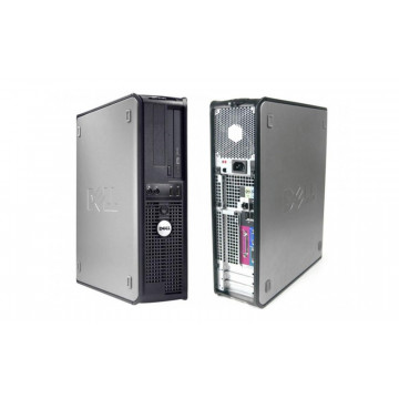 Calculatoare Dell OptiPlex 740, AMD Athlon 2700+, 2.16Ghz, 1Gb, 80Gb, DVD-ROM Calculatoare Second Hand