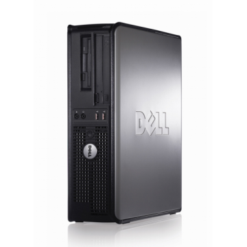 Calculatoare Dell Optiplex 745, Intel Core 2 Duo E6400 2.13Ghz, 2Gb DDR2 , 80Gb, DVD-RW Calculatoare Second Hand