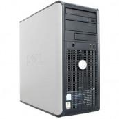 Calculatoare Dell Optiplex GX740 Tower, AMD Athlon 64 x2 3800+, 2.0GHz, 2Gb DDR2, 80GB SATA, DVD-ROM Calculatoare Second Hand