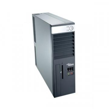 Calculatoare Fujitsu C5720 SFF, Core 2 Duo E6300, 1.86Ghz, 1Gb, 80Gb, DVD-RW Calculatoare Second Hand