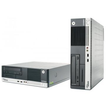 Calculatoare Fujitsu Esprimo E5905, Pentium D 820, 2.8Ghz, 1Gb, 80Gb, DVD-ROM Calculatoare Second Hand