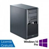 Calculatoare Refurbished Fujitsu P5731, Intel Core 2 Duo E7500 2.93Ghz, 4Gb DDR3, 160GB SATA, DVD-RW + Windows 10 Pro Calculatoare Refurbished