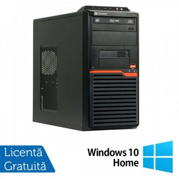 Calculatoare Gateway DT55, AMD Athlon II X2 250  3.0 Ghz, 4Gb DDR3, 320Gb, DVD-RW + Windows 10 Home
