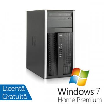 Calculatoare HP 6000 Pro, Intel Core 2 Duo E8400, 3.0Ghz, 4Gb DDR3, 250Gb HDD, DVD-RW + Windows 7 Premium Calculatoare Refurbished