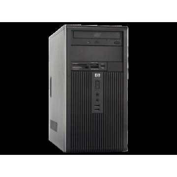 Calculatoare HP DX2250, AMD Athlon 64 x2 4400+ Dual Core, 2.2Ghz, 1Gb DDR2, 160Gb. DVD-RW Calculatoare Second Hand