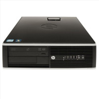 Calculatoare HP Elite 8000 SFF, Intel Core 2 Duo E8400 3.00GHz, 4GB DDR2, 160GB SATA