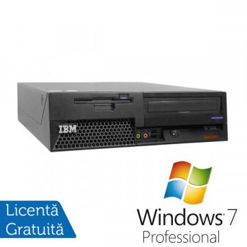 Calculatoare IBM S51, Intel Pentium 4, 3.0Ghz, 1Gb DDR, 40Gb SATA, DVD-ROM + Win 7 Pro Calculatoare Second Hand