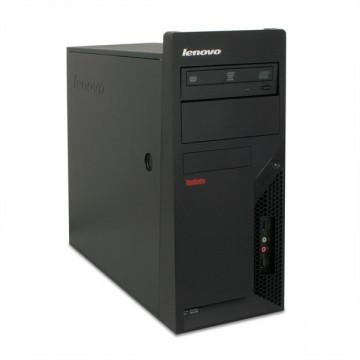 Calculatoare Lenovo M57p Tower, Intel Core 2 Duo E6750, 2.66Ghz, 2Gb DDR2, 250Gb, DVD-RW Calculatoare Second Hand