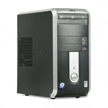 Calculatoare Nec PowerMate VL260, Pentium D945, 3.4Ghz, 1Gb DDR2, 80Gb, Combo Calculatoare Second Hand