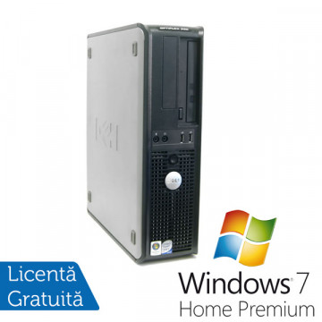 Calculatoare Refurbished Dell Optiplex 330, Intel Dual Core E2160, 1.8Ghz, 2Gb DDR2, 160Gb SATA, DVD-ROM + Win 7 Premium Calculatoare Refurbished