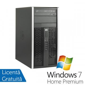 Calculatoare Refurbished HP 6005, AMD Athlon II x2 B24, 3.0Ghz, 2Gb DDR3, 250Gb, DVD-RW + Windows 7 Home Premium Calculatoare Refurbished