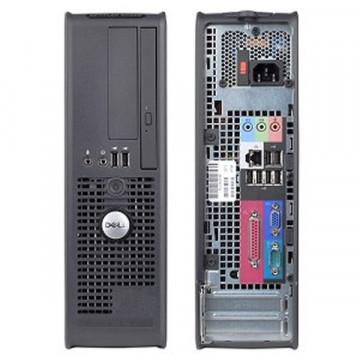 Calculatoare Second Hand Dell OptiPlex GX620, Intel Pentium 4, 2.8Ghz, 1Gb DDR2, 40Gb HDD Calculatoare Second Hand