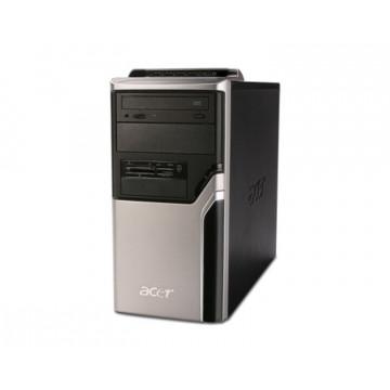 Calculator Acer Aspire M3640, Intel Core 2 Quad, 2,4ghz, 2gb, 640gb hdd Calculatoare Second Hand