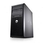 Calculator Dell 780 Tower, Intel Pentium E5300 2.60GHz, 2GB DDR3, 160GB SATA, DVD-ROM, Second Hand Calculatoare Second Hand