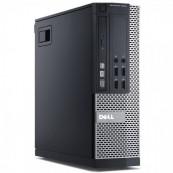 Calculator DELL 9020 SFF, Intel Core i7-4770 3.40GHz, 4GB DDR3, 500GB SATA, DVD-RW, Second Hand Calculatoare Second Hand