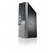 Calculator Dell 990 USFF, Intel Core i7-2600S 2.80GHz, 4GB DDR3, 500GB SATA, DVD-RW, Second Hand Calculatoare Second Hand