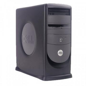 Calculator DELL Dimension 4600, Tower, Intel Pentium 4 2.80 GHz, 2 GB DDR, 160GB SATA, DVD-RW Calculatoare Second Hand