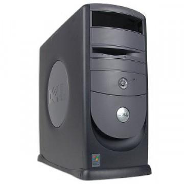 Calculator DELL Dimension 8300 Tower, Intel Pentium 4 2.40 GHz, 1 GB DDR, 20GB SATA, DVD-RW Calculatoare Second Hand