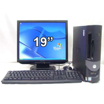 Calculator DELL GX270 + Monitor lcd 19 inch