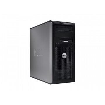 Calculator DELL GX330 Tower, Intel Dual Core E2160 1.8Ghz, 2Gb DDR2, 80Gb SATA, DVD-ROM Calculatoare Second Hand