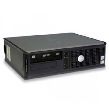 Calculator DELL GX520 Desktop, Intel Celeron D 3.06GHz, 1GB DDR2, 80GB SATA, DVD-ROM, Second Hand Calculatoare Second Hand