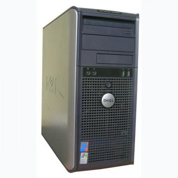 Calculator DELL GX520, Intel Pentium 4, 2.80Ghz, 2Gb DDR2, 160Gb, DVD-RW Calculatoare Second Hand