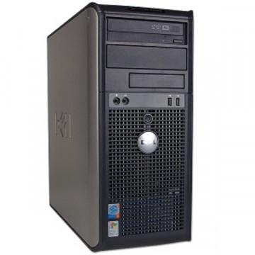 Calculator Dell GX620, Intel Pentium 4, 2.8GHz, 2Gb, 80Gb HDD. DVD-ROM Calculatoare Second Hand