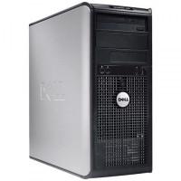 Calculator Dell GX620 Tower, Intel Pentium D 820 2.80GHz, 2GB DDR2, 80GB SATA