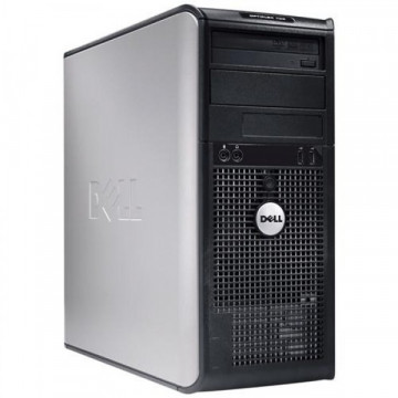 Calculator Dell GX620 Tower, Intel Pentium D 840 3.20GHz, 2GB DDR2, 80GB SATA Calculatoare Second Hand