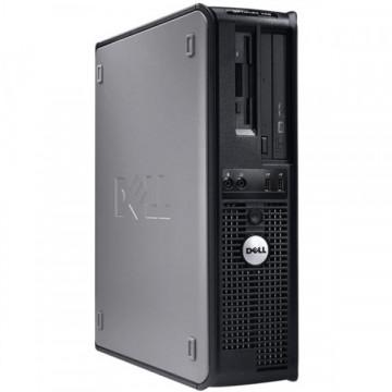 Calculator DELL GX745 Desktop, Intel Core 2 Duo E4400 2.00GHz, 2GB DDR2, 250GB SATA, DVD-ROM, Second Hand Calculatoare Second Hand