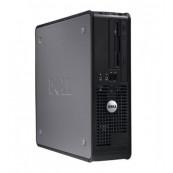 Calculator DELL GX780 SFF, Intel Core 2 Duo E7500 2.93GHz, 4GB DDR3, 160GB SATA, DVD-RW Calculatoare Second Hand