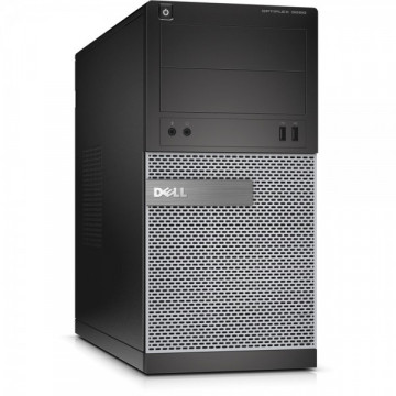 Calculator DELL Optiplex 3020 Tower, Intel Celeron G1840 2.80GHz, 4GB DDR3, 500GB SATA, DVD-RW, Second Hand Calculatoare Second Hand