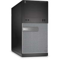 Calculator DELL OptiPlex 3020 Tower, Intel Core i3-4130 3.40GHz, 4GB DDR3, 250GB SATA, DVD-ROM
