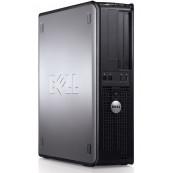 Calculator Dell OptiPlex 320 Desktop, Intel Pentium 4 3.00GHz, 1GB DDR2, 40GB HDD, DVD-ROM Calculatoare Second Hand