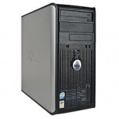 Calculator DELL OptiPlex 320 Tower, Intel Pentium D 3.20 GHz, 2 GB DDR 2, 80GB SATA, DVD-RW