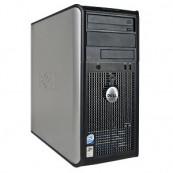 Calculator DELL OptiPlex 320 Tower, Intel Core 2 Duo E4400 2.00GHz, 2GB DDR2, 250GB SATA, Second Hand Calculatoare Second Hand