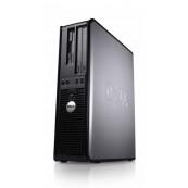 Calculator Dell Optiplex 360 Desktop, Intel Core 2 Duo E7500 2.93GHz, 4GB DDR2, 80GB SATA, DVD-ROM Calculatoare Second Hand