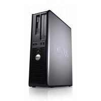 Calculator Dell Optiplex 360 Desktop, Intel Core 2 Duo E7500 2.93GHz, 4GB DDR2, 80GB SATA, DVD-ROM