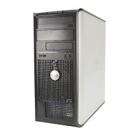 Calculator DELL OptiPlex 360 Tower, Intel Pentium Dual Core E5500, 2.80GHz, 2GB DDR2, 160GB SATA, DVD-RW