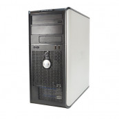Calculator DELL OptiPlex 360 Tower, Intel Pentium Dual Core E5500, 2.80GHz, 4GB DDR2, 160GB SATA, DVD-RW, Second Hand Calculatoare Second Hand